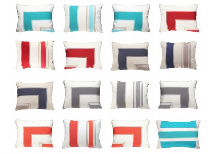 coussin exterieur haut de gamme. Black Bedroom Furniture Sets. Home Design Ideas