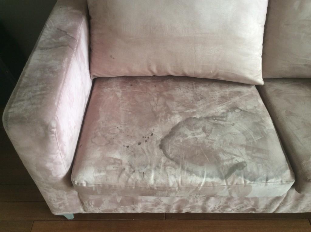 Coussins pour canapé sur mesure à refaire