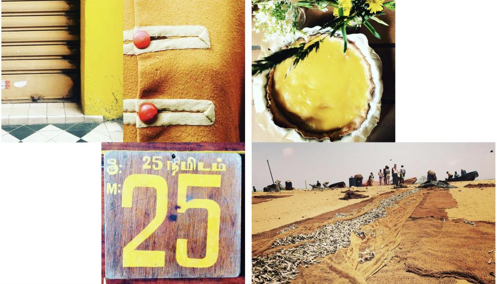 Photos inspiration jaunes