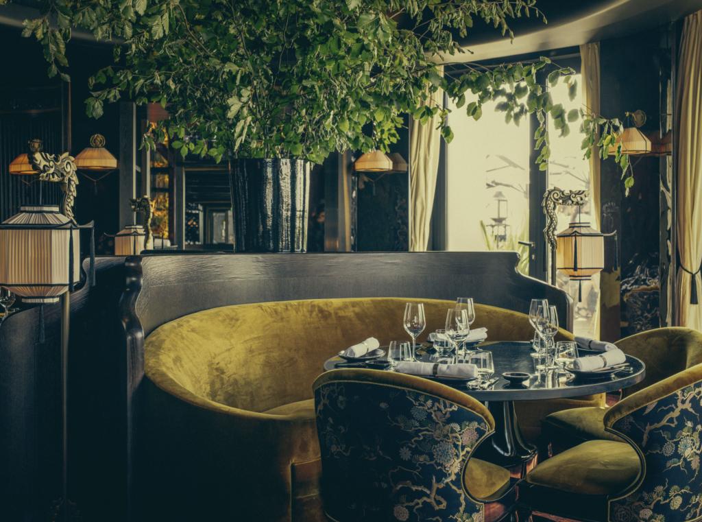 Restaurant Mûn Paris
