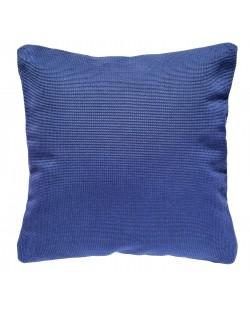 Siglu - Coussin bleu 40x40